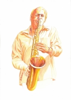 Sketch of Lieb on Tenor