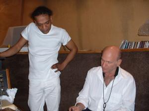 With Ravi Magnifique