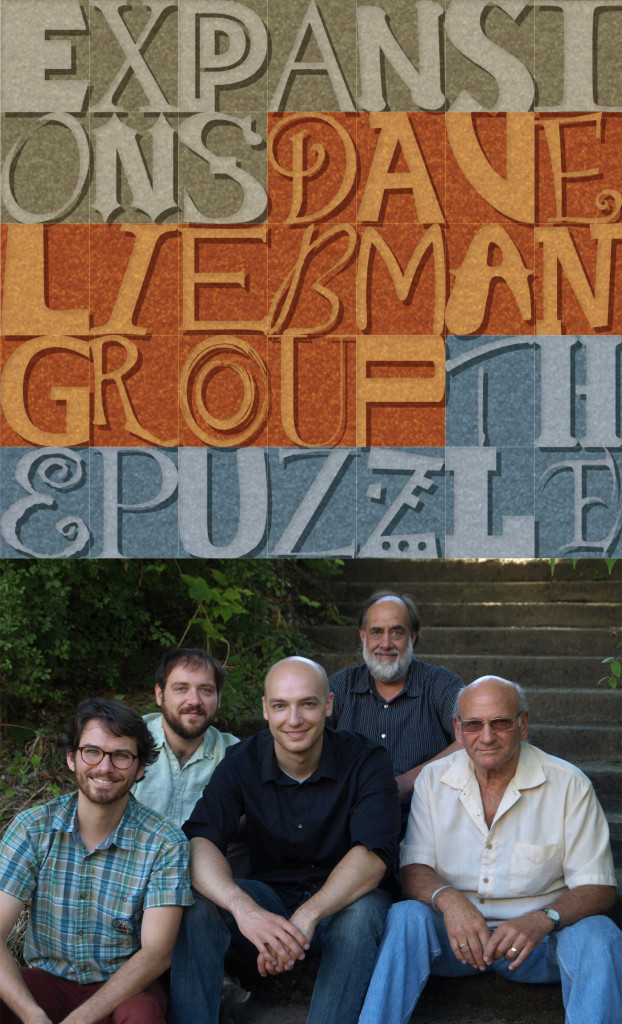 EXPANSIONS by Pat Flaherty (L-R: Bobby Avey, Alex Ritz, Matt Vashlishan, Tony Marino, Dave Liebman)
